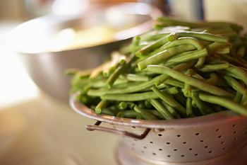 How to Boil Green Beans