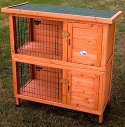 Build wooden rabbit cage bikal - How to make a rabbit cage ...